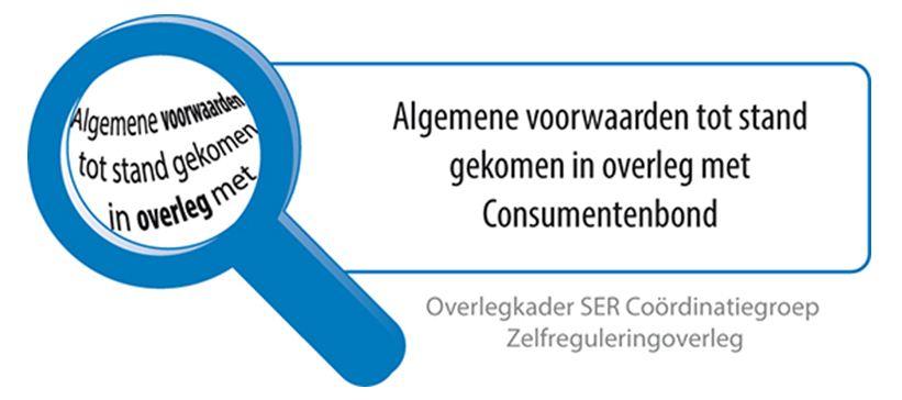 In overleg met consumentenbond
